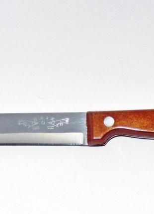 Нож универсальный пластиковая ручка 11 см