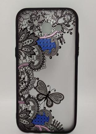Задня накладка Samsung J5 Prime VEIL New Flower 07