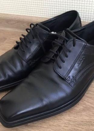 Чоловічі туфлі ECCO р.45 оригінал