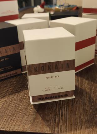 Духи Rammstein White Ash 100 ml Kokain
