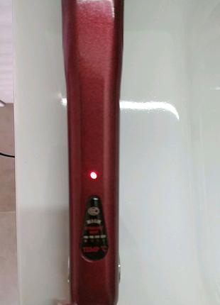 Утюжок для вирівнювання волосся