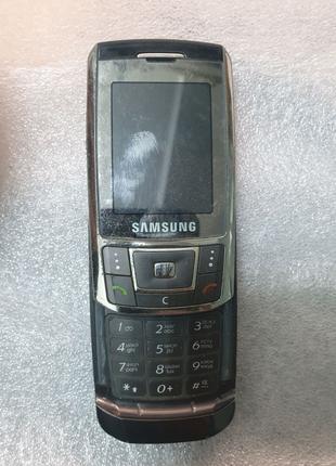 Samsung d900i на запчасти или по запчастям