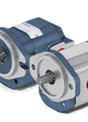 Ремонт насос НШ шестеренного parker hydraulic, denison Hydraulics