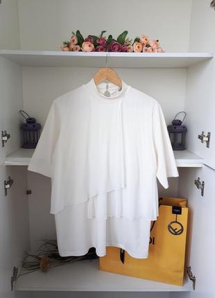 Нарядная блузка топ asos