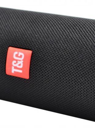 Портативная, влагостойкая Bluetooth-колонка TG-117 (2 цвета)