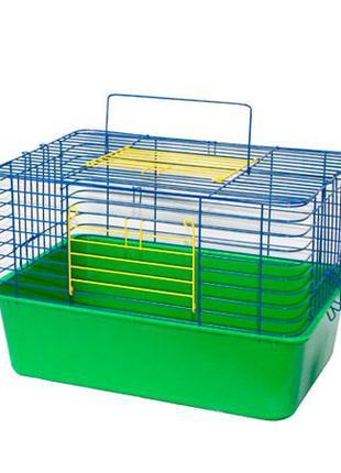 Клетка для шиншилл ежика кролика морской свинки. Новая! Со скл...