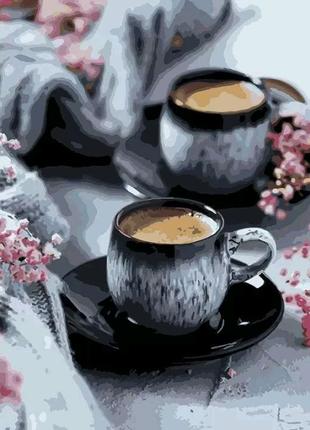 """Картина по номерам. Art Craft """"Кашемировый кофе"""" 40*50 см 12106"""