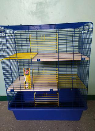 Вольер клетка для шиншиллы хорька дегу крыс