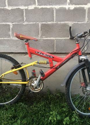 Велосипед, горний, ровер. MTB