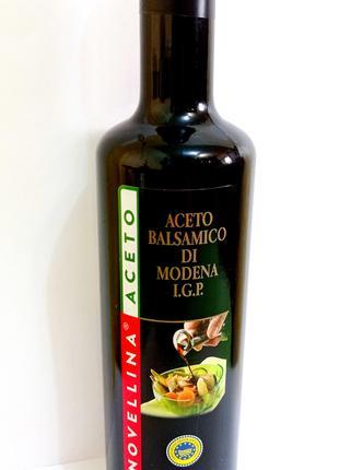 Уксус Бальзамический из Модены Novellina 500мл