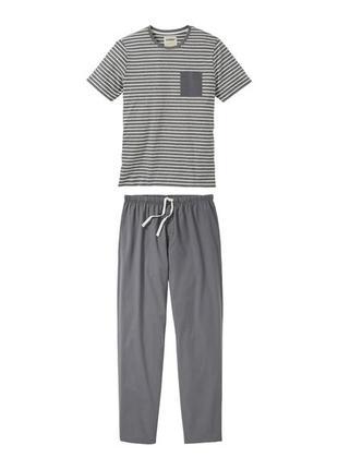 Пижама мужская Livergy Германия. Размер 52-54