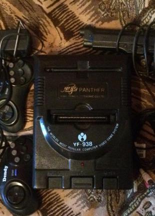Продам приставку денди Panther YF-938 8 битная игровая консоль