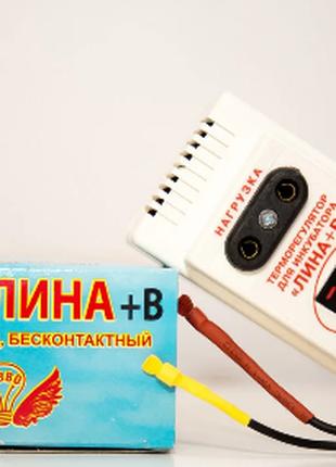 Терморегулятор для инкубатора ЛИНА+В (с влажностью)