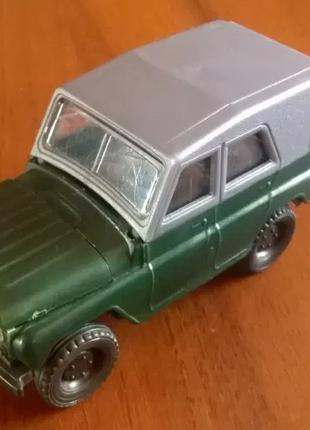 УАЗ 469 М джип бобик машинка