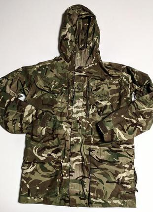 Smock mtp 2 windproof камуфляжная парка куртка тактическая арм...