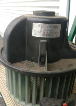 Вентилятор печки Пассат Б3