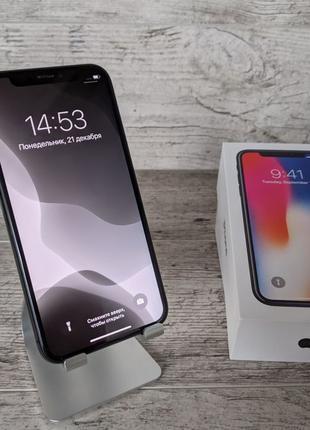Телефон из США Apple Iphone X 256 GB ! из США Оригинал ! Never...