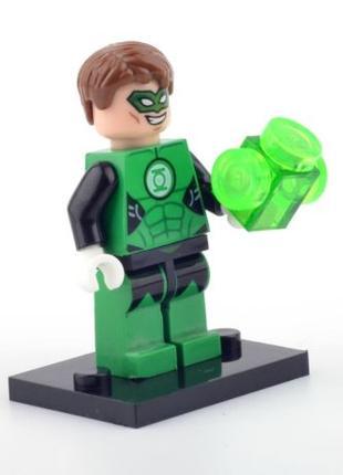Зеленый Фонарь супер качество Супер герои Green Lantern