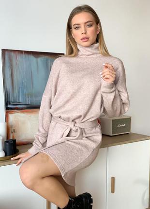 Платье ангора туника