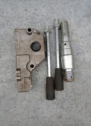 Палец управления рулевого с ГОРУ МТЗ Ф80-3405101
