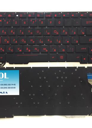 Клавиатура для ноутбука Asus ROG Strix GL553, GL753 подсветка
