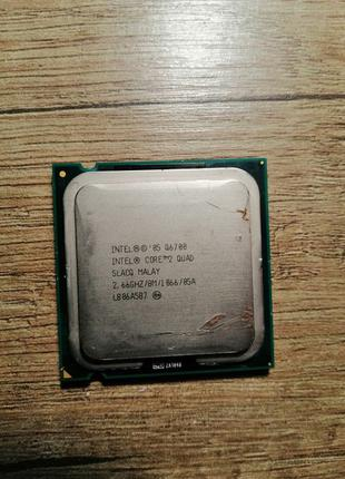 Процессор Intel Core 2 Quad Q6700 G0 SLACQ 2.66GHz 8M Cache 10...
