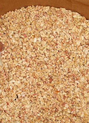 Кукурузный наполнитель для всех видов грызунов и остальных живог