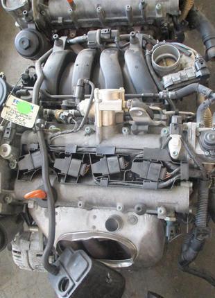 Разборка Volkswagen EOS (2008), двигатель 1.6 FSI BLF