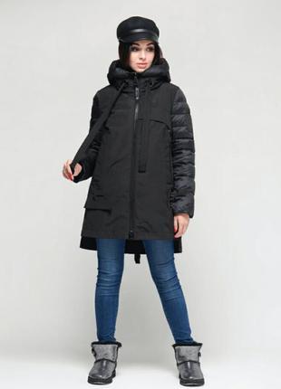 Куртка-парка зимняя женская,мега классная!