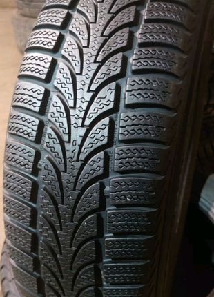 Пара 185/65 r15 Nokian W+ all weather plus