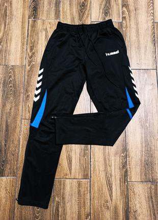 Фирменные спортивные штаны hummel