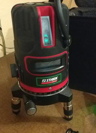 Лазерный нивелир , уровень Stark LL 1502G