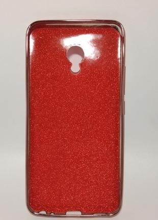 Задня накладка Meizu M5 pink