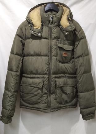 куртка мужская синтепон