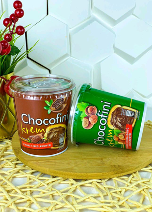 Шоколадна крем паста Chocofini 400g