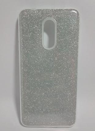 Задня накладка Xiaomi Redmi 5 silver