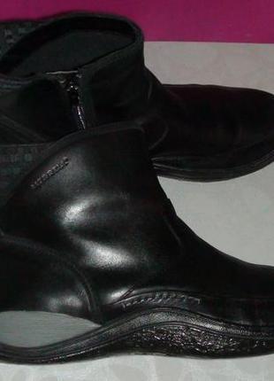Merrell - кожанные ботинки