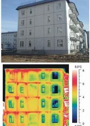 Обследование тепловизором тепловизор аренда тепловизора