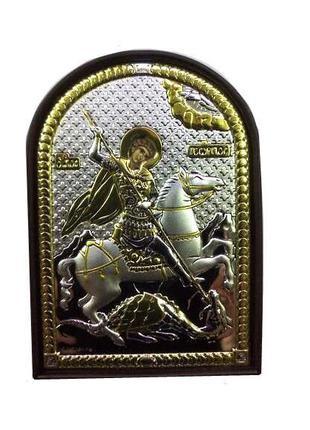 Греческие серебряные иконы