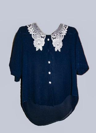 Легкая и воздушная блузка.