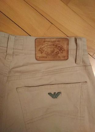 Штани Armani Jeans Оригінал 30 розмір