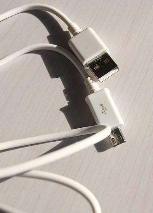 Микро USB зарядка кабель синхронизации для Samsung Galaxy S2-S3