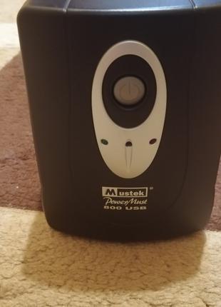 ИБП интерактивный  Mustek PowerMust 800 USB