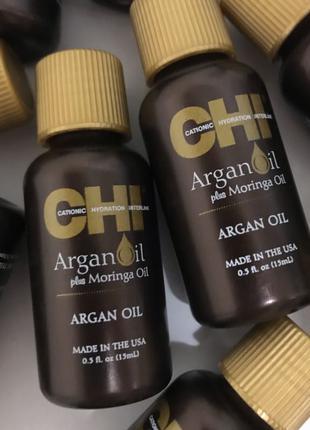 Chi argan oil, Масло для волос chi