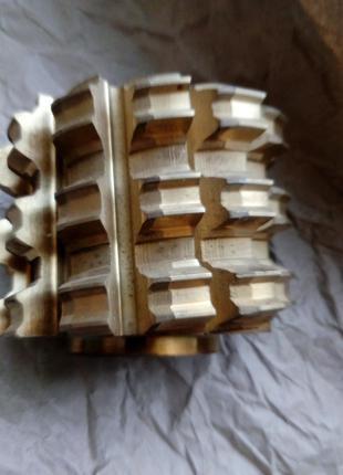 Фреза червячная для шлицевых валов 8х56х65 Тип-2