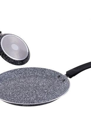 Сковорода блинная 20,22,24 см Edenberg гранит