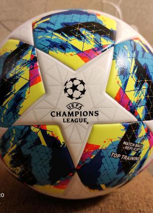 Футбольный мяч adidas TOP TRAINING Chempions League. Оригинал.