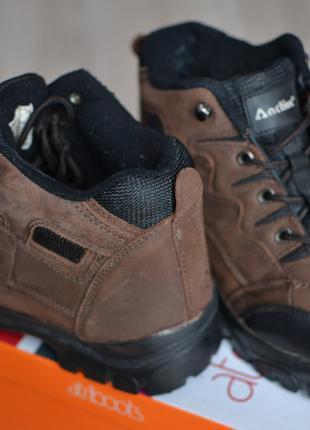 Трекинговые теплые ботинки Active 41р.Екстра защита стопы, носка