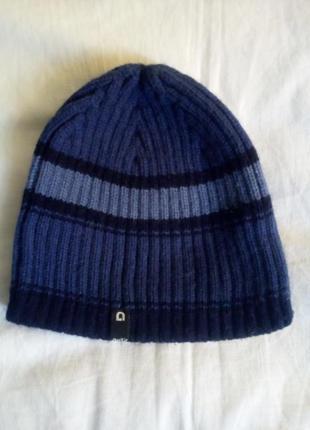 Теплая шапка для мальчика