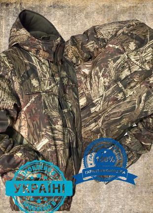 Зимняя мужская куртка для охоты рыбалки